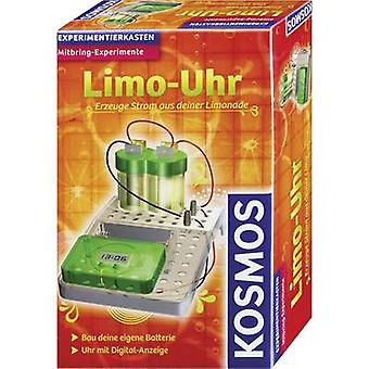 Science kit (box) Kosmos Limo-Uhr 657475 8 years and over