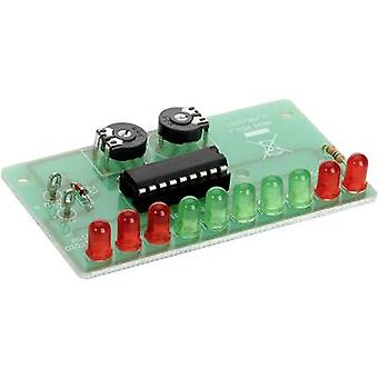 Voltage display Assembly kit Conrad Components 197165 12 Vdc