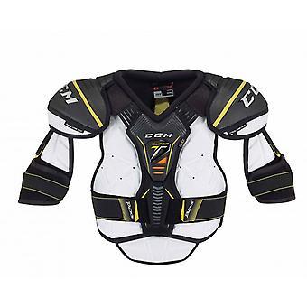 CCM Super tacks shoulder protection, junior
