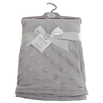 Snuggle Baby Star Embossed Baby Wrap
