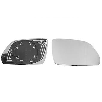 Recht spiegelglas (verwarmd) & houder voor de SKODA OCTAVIA Combi 2004-2009