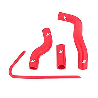 Mishimoto MMHOSE-BRZ-13RD Red Silicone Radiator Hose Kit for Subaru BRZ