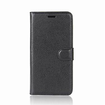 Wallet Cover in Leather for iPhone XR!
