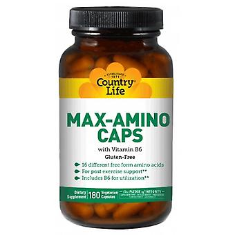 Country Life Max Amino180