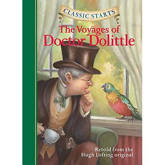 The Voyages of Doctor Dolittle - Retold from the Hugh Lofting Original
