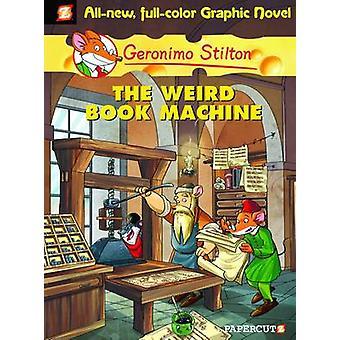 Geronimo Stilton 9 - la Machine livre bizarre par Geronimo Stilton - 9781