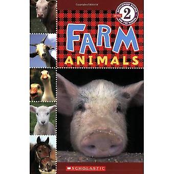 Farm Animals (Scholastic Reader: Level 2)