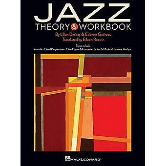 Teoría del jazz y libro (libro en rústica)