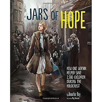 Frascos de esperança: como uma mulher ajudou salvar 2.500 crianças durante o Holocausto (encontro)