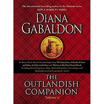 El extravagante compañero volumen 2 (Outlander)