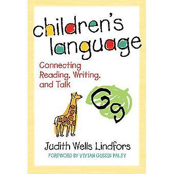 Barnens språk - ansluta läsa - skriva- och föredrag av Judit