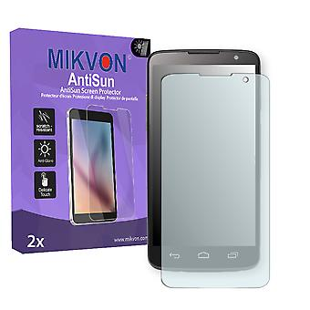 Medion Life P5001 Screen Protector - Mikvon AntiSun (Retail Package with accessories)