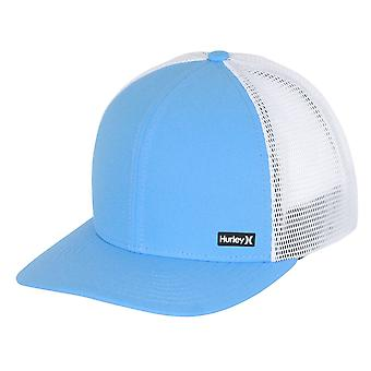 Hurley Men's Trucker Cap ~ M League blue