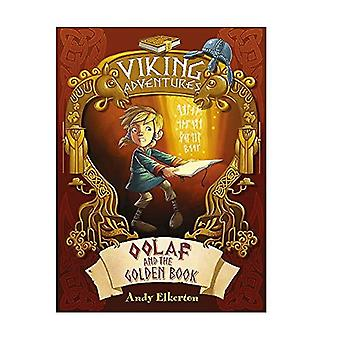 Viking Adventures: Oolaf et le livre d'or (Viking Adventures)