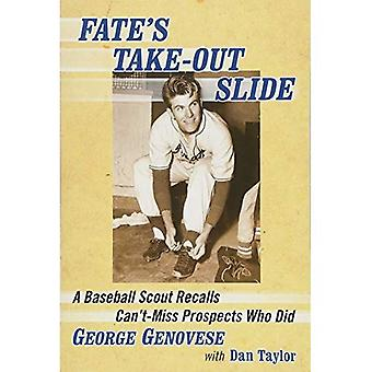 Fate's Take-Out Slide: A Baseball Scout Recalls Can't-Miss Prospects Who Did