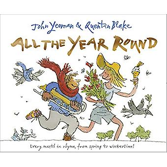 All the Year Round by John Yeoman - 9781783446131 Book