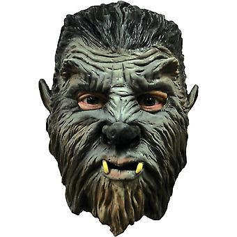 Werwolf Mini Monster Maske für Halloween