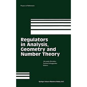 Regulators in Analysis Geometry and Number Theory by Reznikov & Alexander