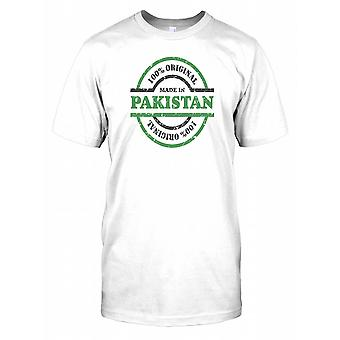 100 % Original Made in Pakistan - lustige Herren-T-Shirt