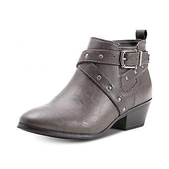 Style & Co. Womens Harperr2 Almond Toe Ankle Fashion Boots