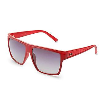 Guess Men Red Sunglasses -- GF01966064