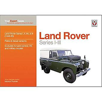 Land Rover Series I-III: Your�Expert Guide to Common�Problems & How to Fix Them
