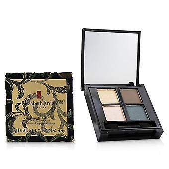Elizabeth Arden Beautiful Color Eye Shadow Quad - # 01 Golden Opulence - 4.4g/0.15oz