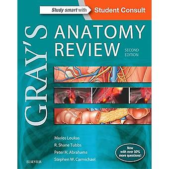 Gray's Anatomy Review (2nd Revised edition) by Marios Loukas - Stephe