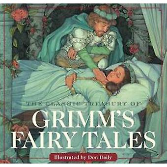 Grimm's Fairy Tales by Don Daily - 9781604334982 Book