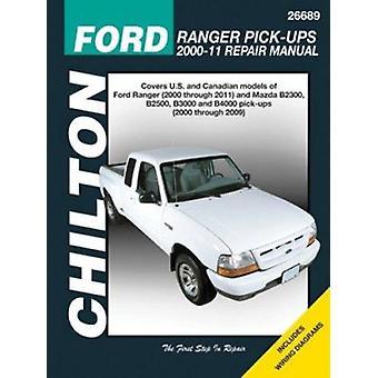 Ford Ranger Pick-ups 2000-11 / Mazda B-Series Pick-ups Chilton Automo