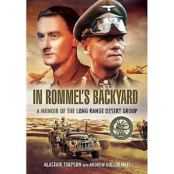 In Rommels Backyard: un Memoir del gruppo del deserto a lungo raggio