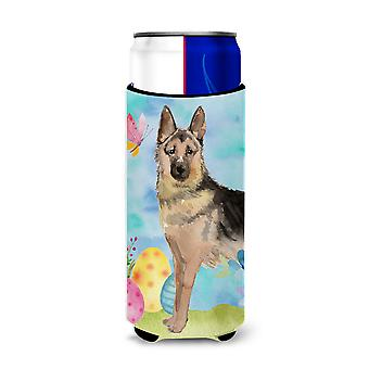 German Shepherd Easter Michelob Ultra Hugger for slim cans