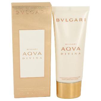 Bvlgari Aqua Divina body lotion van Bvlgari 100 ml