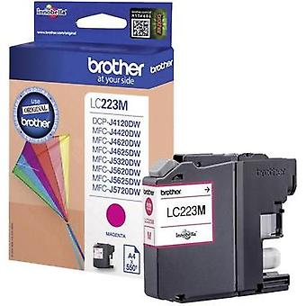 Brother Ink LC - 223M opprinnelige Magenta LC223M