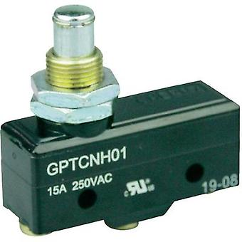 Microswitch 250 Vac 15 A 1 x On/(On) Cherry Switches GPTCNH01 momentary 1 pc(s)