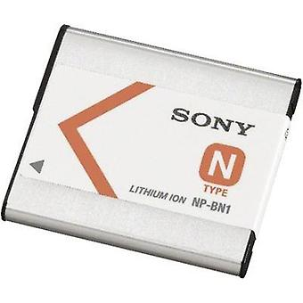 Camera battery Sony replaces original battery NP-BN1 3.6 V 630 m