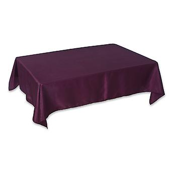 Renaissance Plum Christmas Table Cloths - 2 Sizes