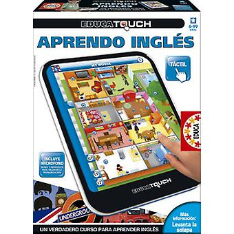 Educa Touch learn English (Toys , Educative And Creative , Vocabulary)