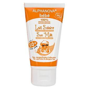 Alphanova Baby Sunscreen Spf 50+ (Childhood , Sun Protection)