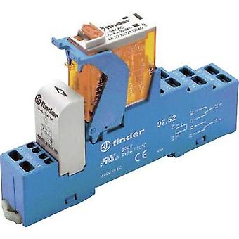 Finder 4C.51.8.230.0060 16A Relay Interface Module 1 changeover 230 Vac