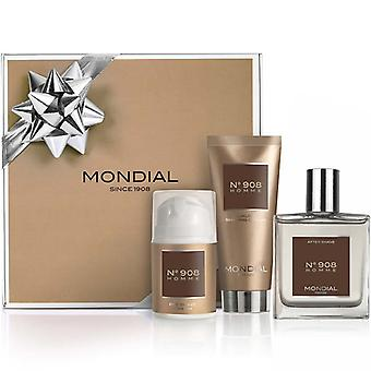 Mondial Nº908-IV Luxury Mens Gift Pack