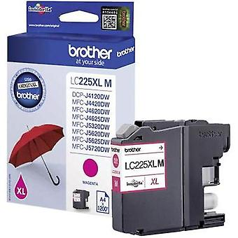 Brother Ink LC-225XLM Original Magenta LC225XLM