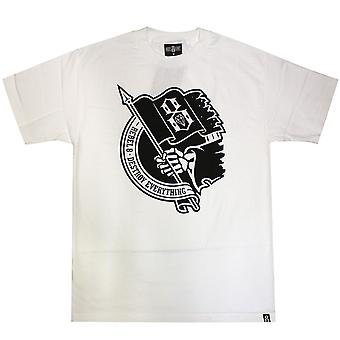 Rebel8 Destroy Everything Men's T-shirt White