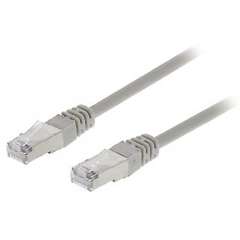 ValueLine CAT5e F/UTP network cable RJ45 (8P8C) male to RJ45 (8P8C) male 1.00 m