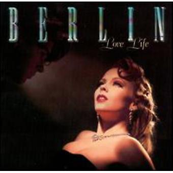 Berlin - kærlighedsliv [CD] USA importerer