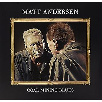 Matt Andersen - kul minedrift Blues [Vinyl] USA import