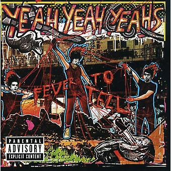 Yeah Yeah Yeahs - Fever to Tell [CD] USA import