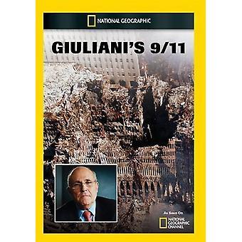 Giuliani's 9/11 [DVD] USA import