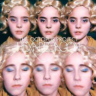 Octopus Project - Hexadecagon [CD] USA importerer