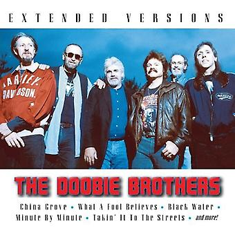 Importer des Doobie Brothers - Extended Versions [CD] é.-u.